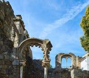 Public Park of Evora. Alentejo, Portugal. Royalty Free Stock Photo