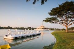 Public park, Suanluang Rama 9 Royalty Free Stock Photos