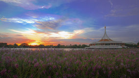 Public park, Suanluang Rama 9, Bangkok Thailand Stock Images