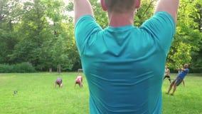 Public Park Workout