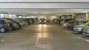 Public Parking Garage Royalty Free Stock Photos