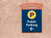 Public Parking Stock Images