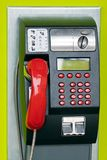 Public pay phone Royalty Free Stock Images