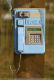 Public phone Royalty Free Stock Images