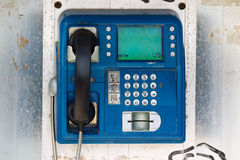 Public phone Stock Images