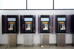 Public Phone Royalty Free Stock Photos