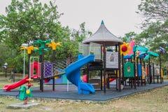 Public playground Royalty Free Stock Photography