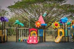 Public playground Royalty Free Stock Image