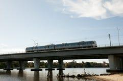 Public Railway. In Perth - Australia Stock Photo