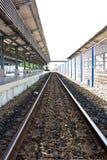 Public railways train Royalty Free Stock Photography
