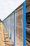 Public railways train Royalty Free Stock Photo