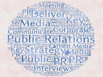 Public Relations Stock Images