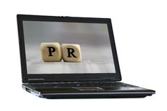 PUBLIC Relations Royalty Free Stock Images