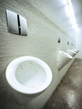 Public restroom Royalty Free Stock Images
