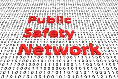 Public Safety Network Royalty Free Stock Image
