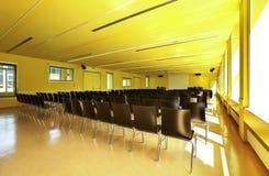 Public school, classroom interior Royalty Free Stock Image