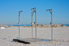 Public Shower Stock Images