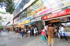 Public, space, market, city, street, pedestrian, shopping, crowd, tourism, bazaar, marketplace. Photo of public, space, market, city, street, pedestrian stock photography