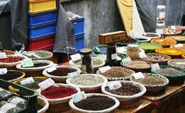 Public Space, Marketplace, Spice, Food Royalty Free Stock Photo