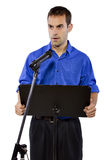 Public Speech Royalty Free Stock Images