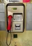 Public telephone Royalty Free Stock Photography