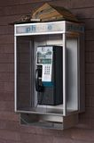 Public telephone Stock Image
