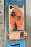 Public telephone Royalty Free Stock Photography