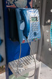 Public Telephone Booth Royalty Free Stock Photos