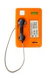Public telephone card in Thailand Stock Photo