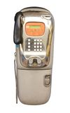 Public telephone coin in Thailand Stock Photography