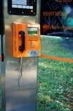 Public telephone Royalty Free Stock Images
