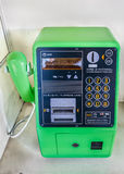 Public telephone in japan Stock Images