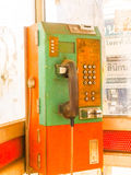 Public telephone Royalty Free Stock Photos