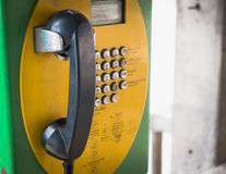 Public telephone Royalty Free Stock Image