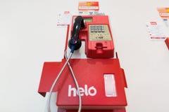 Public telephone Royalty Free Stock Image