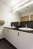 Public toilet Stock Image