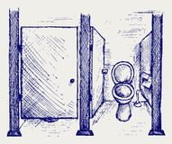 Public Toilet Stock Images