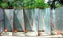 Public toilet Stock Photo