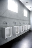 Public toilets Royalty Free Stock Photos