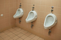 Public toilets Stock Photography