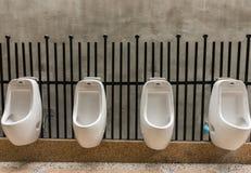 Public toilets Royalty Free Stock Photography