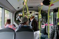 Public transport Stock Photography