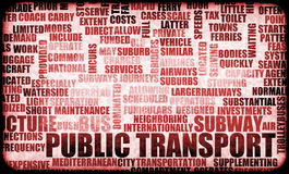 Public Transport Stock Image