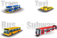 Public transport Stock Photos