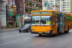 Public transport in Bangkok Royalty Free Stock Images