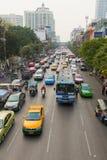 Public transport in Bangkok, Thailand Stock Images