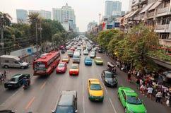 Public transport in Bangkok, Thailand Stock Photography