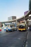 Public transport bus  in Bangkok,Thailand Royalty Free Stock Photography