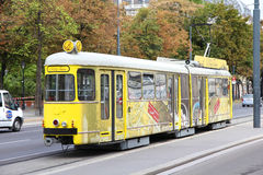 Public transportation Stock Images