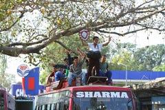 Public transportation in India Stock Images